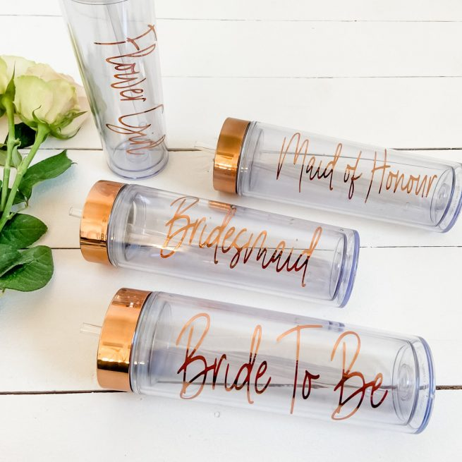 The Brides Club - Water Bottle
