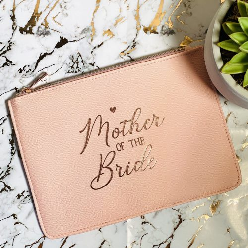 The Brides Club - Mother of the Bride Pouch