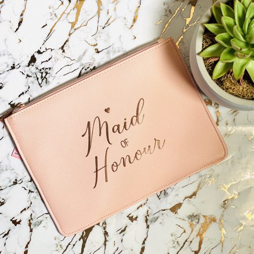 The Brides Club - Maid of Honour Pouch